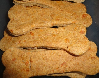 Large Cheddar Bones-Home Baked All Natural Gourmutt Treats