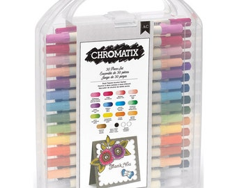 On Sale -- Chromatix Marker Set - 30 Colors