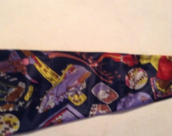 Lord and paul vintage baseball tie