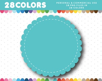 Digital Round Frame Clipart, Frame Clip Art, PNG Digital FrameS, Round digital frame, Digiscrapping, CL-57