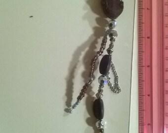 purple and silver roach clip