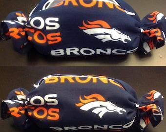 Denver Broncos Cosmetic Bag