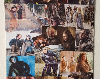 Game of Thrones Collage