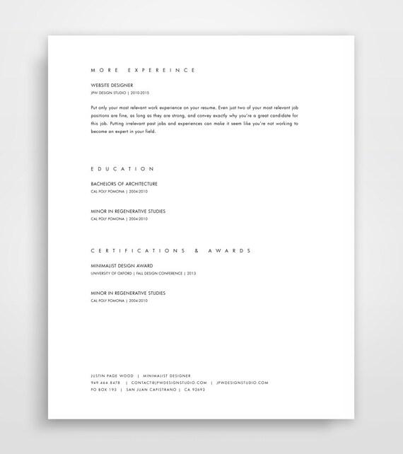 CV Vorlage einfache Lebenslauf Vorlage professionellen