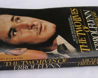 The Two Lives of Errol Flynn Michael Freedland Paperback 1980