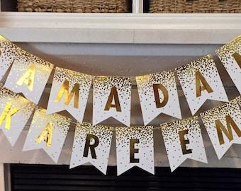 Ramadan, Ramadan kareem, Ramadan mubarak banner, Eid