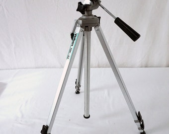 Vintage Velbon  TGK-33 Tripod // Photography Camera Video Equipment