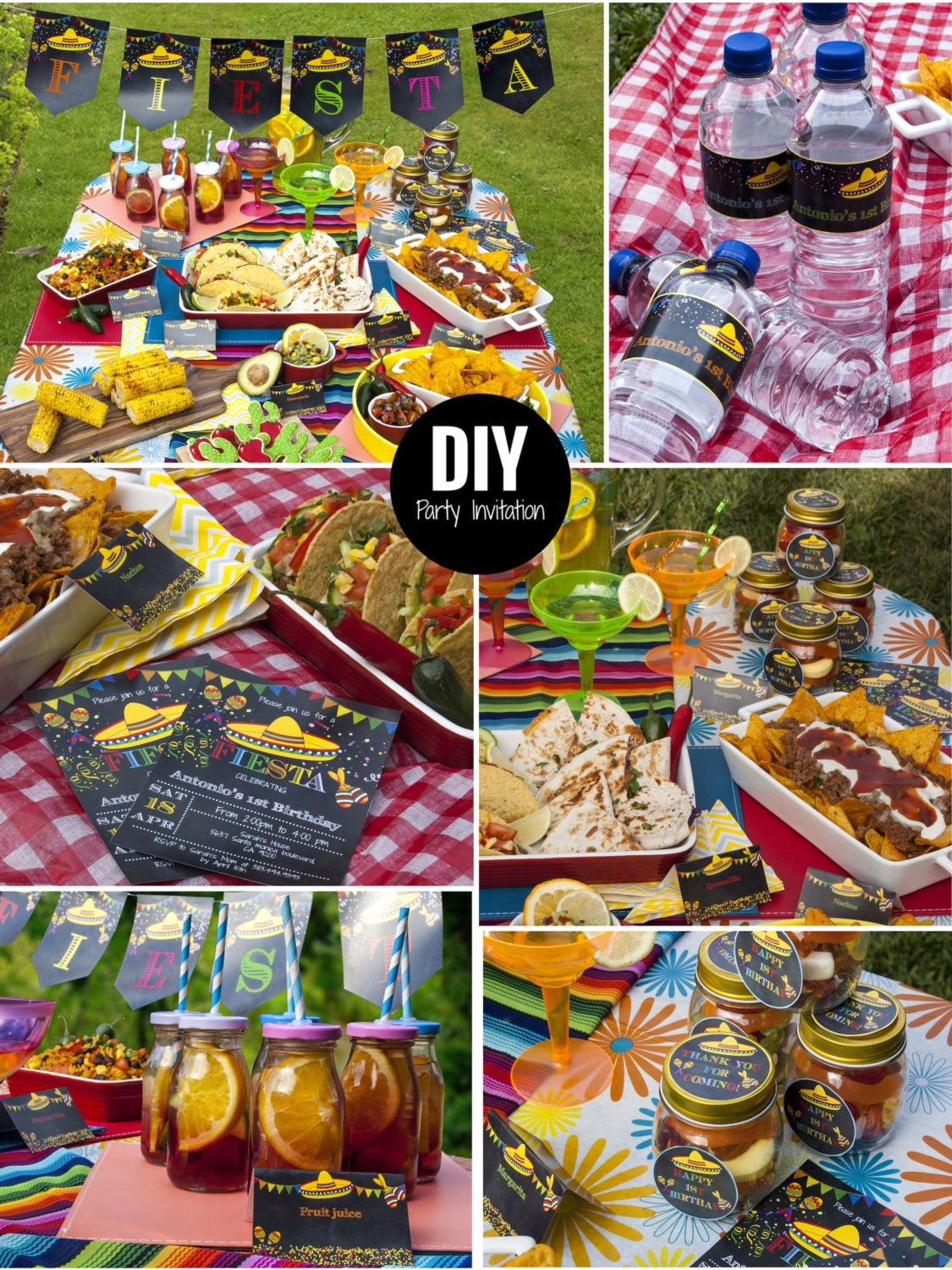 decorations cinco fiesta de mexican for diy party mayo ideas of decor