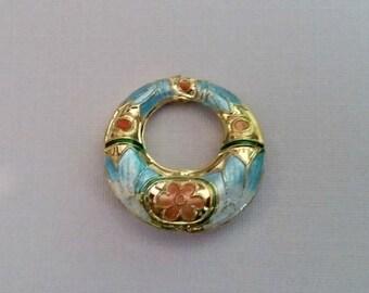 Cloisonne Pendant Beads - SALE