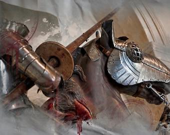 Paris Photography, Paris Art, Knight Photography, Knight Art, Knight Photo, Crusade Photography, Crusade Art, Armor Photography, Armor Art