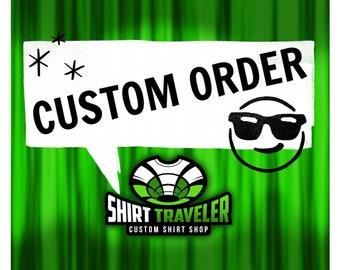 Custom TROLLS Toddler Birthday Shirt - 6/13