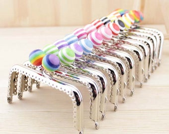 3pcs. 10.5cm purse frame,purse clasp clutch frame,metal purse frame purse making supplies wholesale(yx)