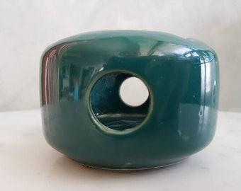Mid Century Modern Italian Ashtray in Ceramic.