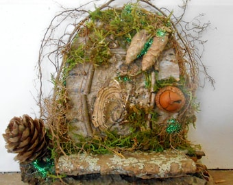 Faerie Door Inside Use Rustic All Natural