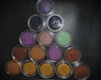 Iridescent Cream Eyeshadow