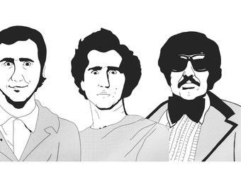 Gravas, Kaufman, and Clifton