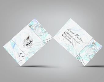 Hologram Business Card -
