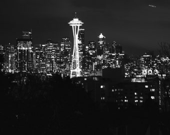 Seattle Space Needle ( Print)