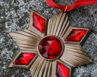 1960s Dracula Necklace 2.5 inch VERY COOL
