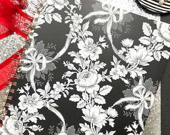 Anna Griffin Delphine Collection - Spiral Notebook