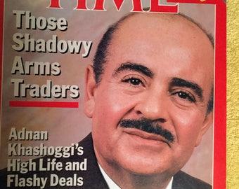 Time magazine, January 19, 1987