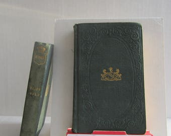 1837 Tales by Lord Byron Vol. 1 &2 (in two volumes)