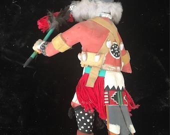 Wolf Kachina, Kachina Doll, Hopi Kachina, Native American Kachina