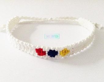 Relient K Air For Free bracelet