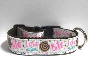 "1"" Love at first Bite Collar"