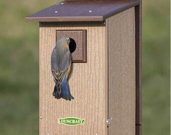 Bird-Safe® Premium Observation Bluebird House