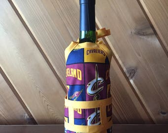 Cleveland Cavaliers Wine Bottle Cover