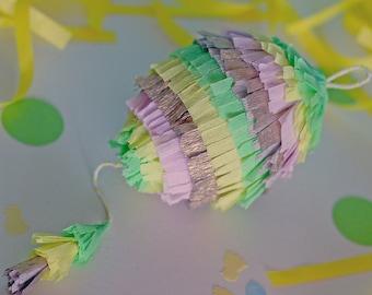 Easter egg mini pinata
