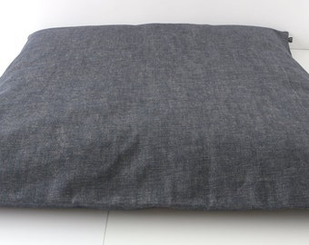 Zabuton Meditation Cushion - Thick Denim