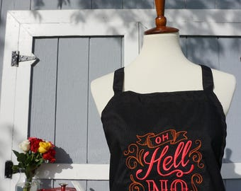 Funny Gift, Cook Apron, Bakers Apron, Grill Apron, For Him, For Her, Kitchen Apron, Funny Apron, Embroidered Apron, Cook Apron, Gift for Her
