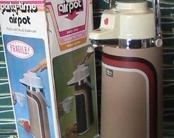 Vintage Party- Time Air Pot