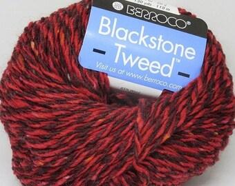 ON SALE New Berroco Blackstone Tweed Wool Blend Yarn/1 Ball/Flannel/ 2681