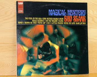 Bud Shank - Magical Mystery - World Pacific Records WPS-21873 - Vintage 33 1/3 LP Record - 1968