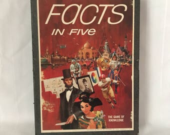 1967 Facts in Five by 3M