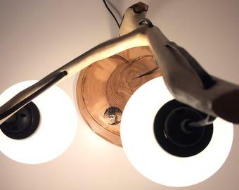 Bedroom lamp .