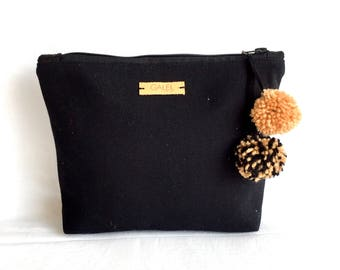 NEW makeup bag, cosmetic bag, cosmetic pouch, make up bag, toiletries bag, makeup pouch,