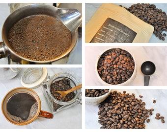 Specialty Coffee - Whole bean, hand roasted, single origin - Guatemala Las Palomas Huehuetenango - Bravewood Beanery