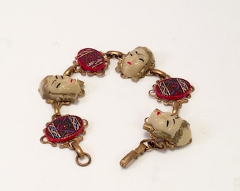 Selro/Selini Vintage Asian Princess bracelet