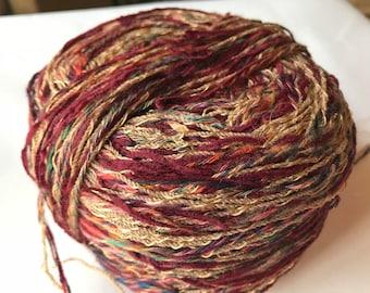 Blended Novelty Yarn