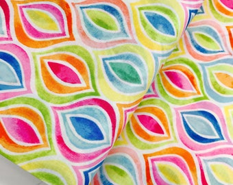 Spring Frolic Mini Bargello from the Frolic Collection by Tamara Kate for Michael Miller Fabrics