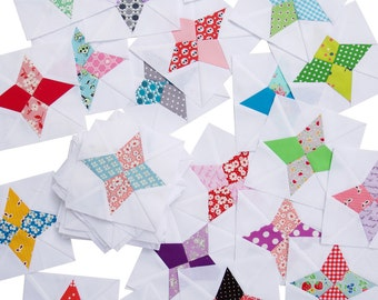 Hummingbird - Foundation Paper Piecing Pattern only