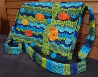 Bag/purse crochet pattern