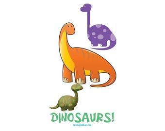BANNER:  Dinosaurs
