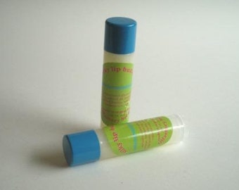 WINTERMINTSICLE Silky Lip Butter - all-natural with lanolin