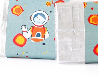 Space Party - Printable Party Wraps Kit - Bottle wrappers - Chocolate bar wrappers - Napkin wrappers - Bottle labels