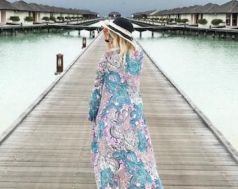 Maxi Kimono free size